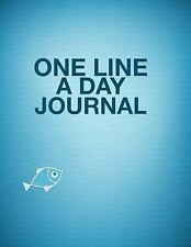 One Line a Day Journal: By Blokehead, The