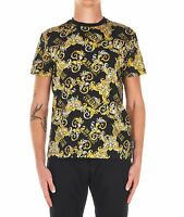 VERSACE Men's Clothing T-Shirts & Polos Gold NIB Authentic