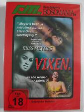 Russ Meyer - Vixen - is she woman or animal - Drogendeal - Erotik, Erica Gavin