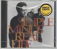 SIMPLE MINDS REAL LIFE CD F.C. SIGILLATO!!!