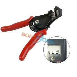 Solar Photovoltaic Stripper LA-2546B Wire Stripper Use For 2.5/4/6mm2 Connector
