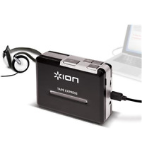 New ION Portable Tape to MP3 Player w/ Headphone TAPEEXPRESS 812715011413