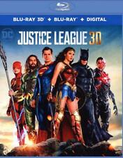 Justice League New Blu-Ray Disc