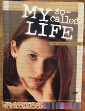 My So Called Life The Complete Series Dvd 6 Disc Set With Booklet Light Wear