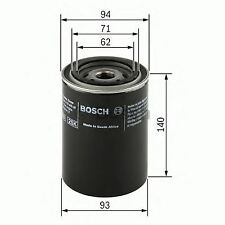 BOSCH ENGINE OIL FILTER OE QUALITY REPLACEMENT 0451103346