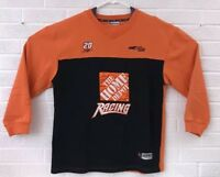 Chase Authentics Tony Stewart #20 Home Depot Racing Sweatshirt Men's Size Medium