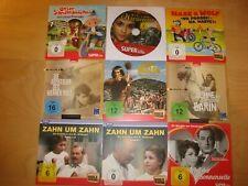 DEFA Märchen DVD 9 Stück Film SAMMLUNG Heimatfilme 2021_