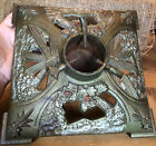 Best Antique Cast Iron Christmas Feather Tree Stand Germany