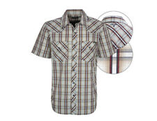 Regular Size Plaids & Checks Western Casual Shirts for Men