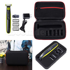 Portable Travel Bag Waterproof Case Cover for Philips OneBlade Trimmer Shaver