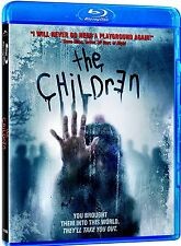 NEW BLU-RAY - HORROR - THE CHILDREN // GHOSTHOUSE - Eva Birthistle, Stephen Camp