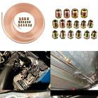 Copper Nickel Brake Line Tubing Kit 3/16  OD 7.62M 25 Ft Coil Roll w/ Fittings Alfa Romeo 147