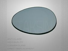 2007-2013 MINI COOPER S R55 R56 R57 R58 MIRROR GLASS LEFT DRIVER SIDE + PLATE
