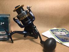 Shimano Thunnus Ci4 4000 Spinning Baitrunner Fishing Reel, 0.99c Starting Bid