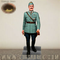 Model Kits WWII Finnish officer Soldier 1/16 Figure Resin Unpainted Unassembled