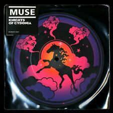 "VINYLE 45 TOURS ★ MUSE - KNIGHTS OF CYDONIA ★ 7"" PICTURE DISC RECORDS LIMITED"
