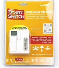 Viatek-Zmart Switch with Timer - Effortlessly Control any Switch - Free Shipping