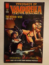 Vengeance of Vampirella Sniegoski Sharpe V. 1 #17 Harris Comics August 1995 NM