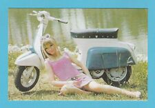 ADVERTISEMENT  -  LAMBRETTA  MOTOR  SCOOTER  -  MODEL  SUPER  STARSTREAM