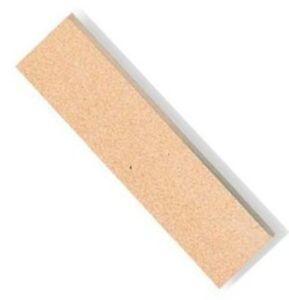 """W.R. Case & Sons 6"""" Aluminum Oxide Oilstone Knife Sharpener Medium Grit 00905"""