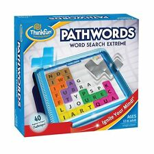 ThinkFun - Pathwords - Word Search Extreme Puzzle Game Educational Toys Games