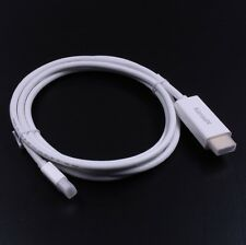 Mini Display Port DP to HDMI male cable for Macbook Pro