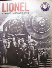 LIONEL VOLUME 2 CATALOG 2010