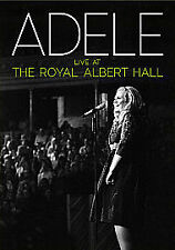 Adele - Live At The Royal Albert Hall (Blu-ray and DVD Combo, 2011)