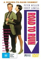 Road To Ruin DVD Comedy RomancePeter Weller Carey Lowell Michel Duchaussoy
