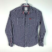 Superdry 'The Paperweight Shirt' Long Sleeve Shirt Size Men's XL