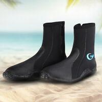 5mm Neoprene Scuba Diving Warm Boots Surfing Swim Water Sports Snorkeling Shoes