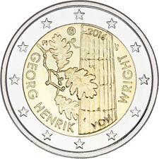Pièces euro de la Finlande Année 2016