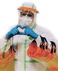Full Face Visor Safety Face Mask Shield Cover Reusable Splash Guard UK Made