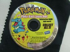 Pokemon Poke Ball Launcher Perdue Chicken Mini Game 2006