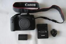 Canon EOS 7D 18.0MP Digital-SLR DSLR Camera - Body only - LOW SHUTTER COUNT !!!