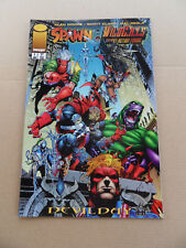 Spawn / WILDC.A.T.S  1 of 4 . Imge 1996 . VF - minus