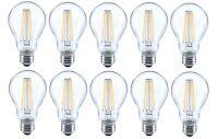 10er trendlights LED LED-Lampe A60 8W-75W 1055lumen E27 2700k Birne Glas EEK A++