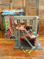 Playmobil The Real Ghostbusters Firehouse Headquarters Playset 9219 - Boxed