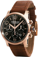 101565 | BRAND NEW AUTHENTIC MONTBLANC TIMEWALKER 43MM CHRONOGRAPH MENS WATCH