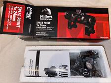 millett red dot scope