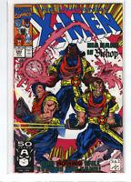 Uncanny X-men #282 Chris Claremont Whilce Portacio 1st Bishop Colossus 6.0