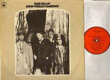 Disques vinyles folk mono