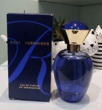 Avon Rare Sapphires Eau De Parfum NEW 50ml Collevtable Rare Discontinued