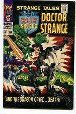 Strange Tales 163 Vg/FN Marvel Comics *CBX2C