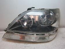 nv70905 Lexus RX300 2001 2002 2003 Left Driver Side Headlight Black Bezel OEM