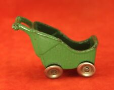 Antique Vintage Kilgore Cast Iron Baby Carriage or Stroller - All Original