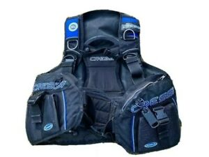 Cressi AquaPro 5 Intergrated Weight BCD Size Extra Large Diving XL Scuba Diving