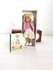 AMERICAN GIRL MINI DOLL KIT ORIGINAL BOX & MEET KIT BOOK 1934 6""