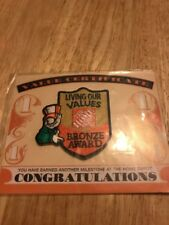 Home Depot Homer Bronze Award Patch