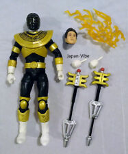 Power Rangers SDCC 2019 Armored Zeo Gold Figure (No Red) Lightning Collection